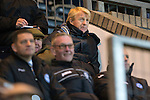St Johnstone v Motherwell......27.10.13      SPFL<br /> Scotland Manager Gordon Strachan watched the game<br /> Picture by Graeme Hart.<br /> Copyright Perthshire Picture Agency<br /> Tel: 01738 623350  Mobile: 07990 594431