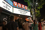 Supperclub LA at the Vogue Theatre in Hollywood, Los Angeles, CA