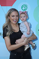 CULVER CITY, CA - SEPTEMBER 24: Melissa Ordway, Olivia Gaston attends the Step2 & Favored.by Present The 5th Annual Red Carpet Safety Awareness Event at Sony Pictures Studios on September 24, 2016 in Culver City, California. (Credit: Parisa Afsahi/MediaPunch).