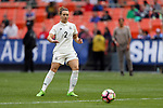 WASHINGTON, DC - MARCH 07: Josephine Henning (GER). The England Women's National Team played the Germany Women's National Team as part of the SheBelieves Cup on March 7, 2017, at RFK Stadium in Washington, DC. Germany won the game 1-0.
