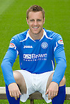 St Johnstone FC...Season 2011-12.Alan Maybury.Picture by Graeme Hart..Copyright Perthshire Picture Agency.Tel: 01738 623350  Mobile: 07990 594431