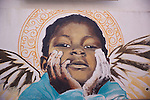 Boy Angel, Wall Art, Punda