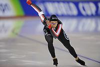 SPEEDSKATING: CALGARY: 13-11-2015, Olympic Oval, ©foto Martin de Jong
