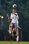 18 November 2016: North Carolina's Julia Ashley. The University of North Carolina Tar Heels played the University of Kansas Jayhawks at Fetzer Field in Chapel Hill, North Carolina in a 2016 NCAA Division I Women's Soccer Tournament Second Round match. UNC won the game 2-0.