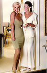 Proprietor of Georgio of Beverly Hills and her daughter who wear one anothers outfits occassionally.