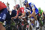 Tom Boonen (BEL) Quick-Step Floors climbs Oude Kwaremont during the 60th edition of the Record Bank E3 Harelbeke 2017, Flanders, Belgium. 24th March 2017.<br /> Picture: Eoin Clarke   Cyclefile<br /> <br /> <br /> All photos usage must carry mandatory copyright credit (&copy; Cyclefile   Eoin Clarke)