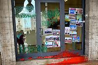 Roma - per Kobane  sanzionato Ufficio del turismo Turco