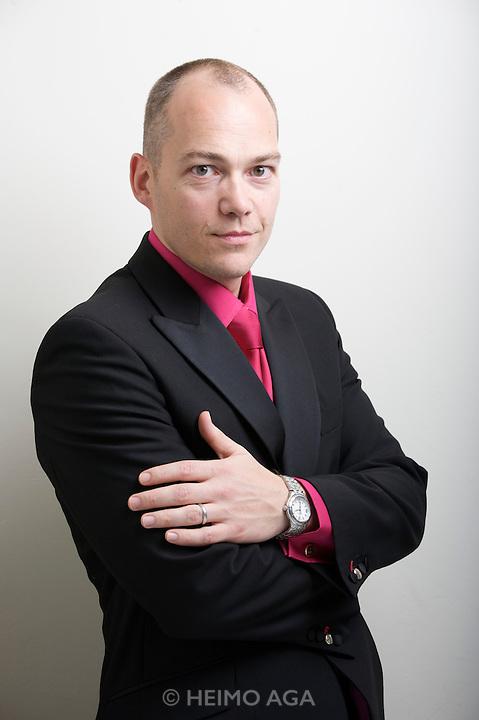 Christopher Maltman, baritone, for Salon magazine.