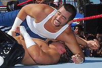 WWE SummerFest 2008 on Saturday, August 9, 2008.