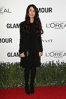 LOS ANGELES, CA - NOVEMBER 14: Nadia Murad at  Glamour's Women Of The Year 2016 at NeueHouse Hollywood on November 14, 2016 in Los Angeles, California. Credit: Faye Sadou/MediaPunch