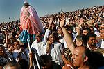 Saintes Maries festival processions