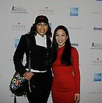04-07-14 Skating with the Stars - Tamara Tunie - Michelle Kwan - Scott Hamilton - Gracie Gold 1 of 2