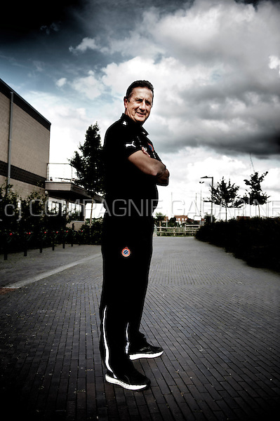 Belgian football coach Georges Leekens (Belgium, 12/07/2012)