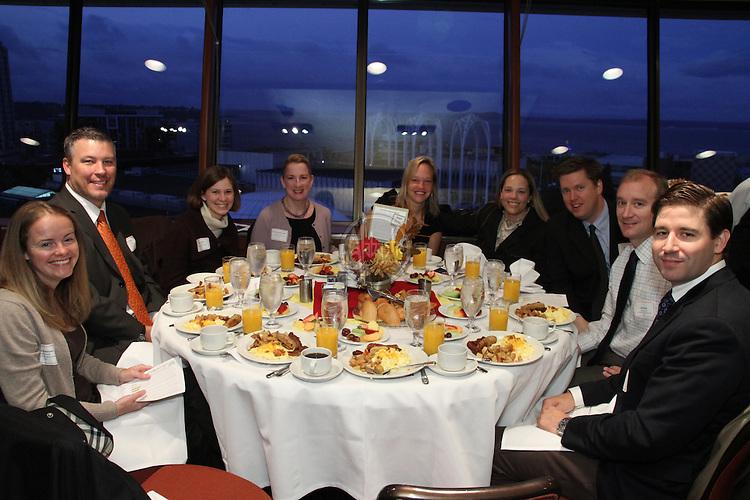 "Seattle Children's Museum Corporate Breakfast 2011 ""Go Team"""