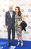 O2 Silver Clef Awards and lunch in aid of Nordoff Robbins 3rd July 2015 at Grosvenor House Hotel, Park Lane, London, Great Britain <br /> <br /> Red carpet arrivals <br /> <br /> Patrick Stewart with wife Sunny Ozell <br /> <br /> <br /> Photograph by Elliott Franks<br /> <br /> <br /> 2015 &copy; Elliott Franks