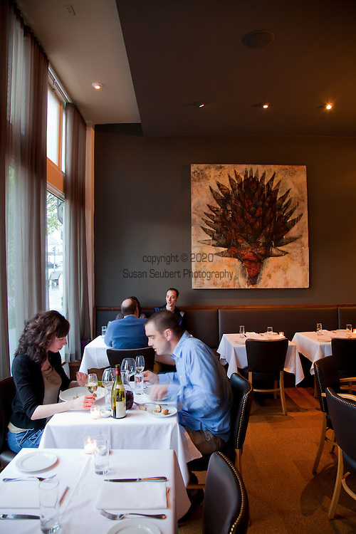Castagna Restaurant in SE Portland, Oregon