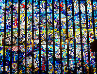STAINED GLASS<br /> St. Mary; Doylestown, PA