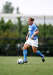 Lori Chalupny, of UNC, on Sunday September 18th, 2005 at Duke University's Koskinen Stadium in Durham, North Carolina. The University of North Carolina Tarheels defeated the University of Alabama-Birmingham Blazers 4-0 during the Duke adidas Classic soccer tournament.