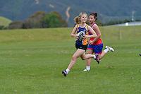 Touch Junior Hutt Valley Girls Division 1 Upper Hutt College 1 v Newlands 1, 6/11/2012<br /> Photos by Masanori Udagawa<br /> www.photowellington.photoshelter.com