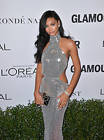 LOS ANGELES, CA. November 14, 2016: Model Chanel Iman at the Glamour Magazine 2016 Women of the Year Awards at NeueHouse, Hollywood.<br /> Picture: Paul Smith/Featureflash/SilverHub 0208 004 5359/ 07711 972644 Editors@silverhubmedia.com