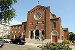 Notre Dame - Summer In the City - Mission of Our Lady of the Angels and Mass at St. Vincent de Paul