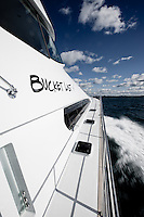 Bucket List boat review for Boating NZ Magazine. 2 August 2011. Photo: Gareth Cooke/Subzero Images. All rights reserved.
