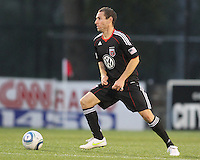 Kurt Mosink#6 of D.C. United during a second round match of the Carolina Challenge against the Chicago Fire on March 9 2011 at Blackbaud Stadium, in Charleston, South Carolina. D.C. United won 1-0.