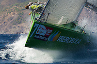 SPAIN, Cartagena, AUDI MedCup, 18th Sept 2009,  Caja Mediterraneo Region of Murcia Trophy, GP42, Iberdrola