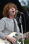 Ben Kweller performing at the Austin City Limits Music Festival in Austin Texas on September 16, 2007.