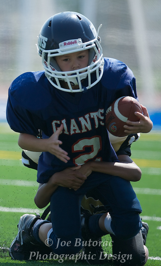 Langley Bears vs Ghilliwack Giants-Blue Atom Golden Helmet Tournament