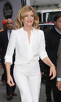 OCT 30 Rene Russo Visits Good Morning America NY