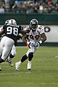 DANIEL GRAHAM, of the Denver Broncos  in action during the Broncos game against the Oakland Raiders on December 2, 2007 in Oakland, California...RAIDERS  win 34-20..SportPics