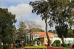 The Bahai Gardens in Acco