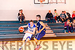 Keelan Crowe Tralee Imperials at the U20 National Cup in Mounthawk Gym on Sunday Tralee Imperials v Phoenix