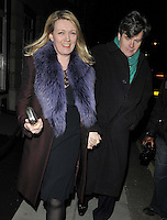MAR 04 Annabel Heseltine Sighting, London