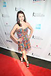 2006 Olympic Silver Medalist, Three-Time World Campionship Medalist, The 2003 Grand Prix Final champion Sasha Cohen Attends The 2013 Skating with the Stars honoring B Michael and Andrea Joyce -A benefit gala for Figure Skating in Harlem Held At Trump Rink, Central Park, NY