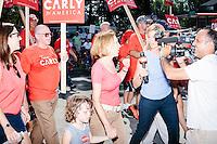 Carly Fiorina - Labor Day Parade - Milford, NH - 7 September 2015