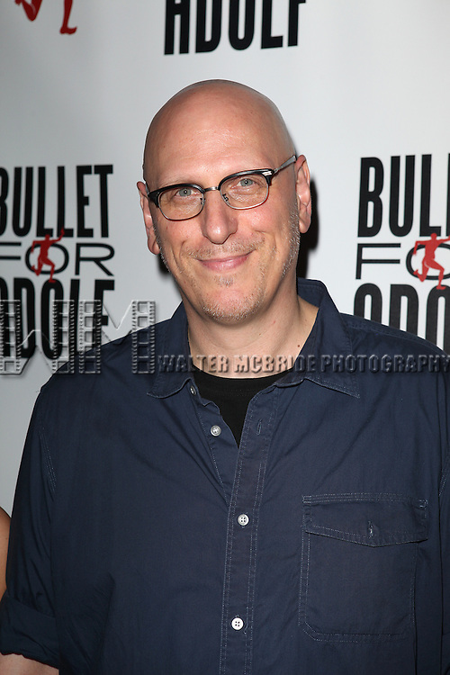 Oren Moverman attending the Opening Night Performance of 'Bullet For Adolf' at the New World Stages in New York City on 8/8/2012 *   © Walter McBride / WM Photography