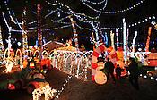 Stewart Family holiday display 12/23/15