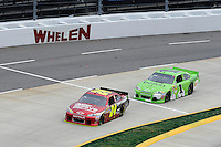 30 March - 1 April, 2012, Martinsville, Virginia USA.Jeff Gordon, Jamie McMurray.(c)2012, Scott LePage.LAT Photo USA