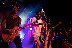 The Roots perform at the Start Up Rock On party at Amos' Southend on Monday, September 3, 2012 during the 2012 Democratic National Convention in Charlotte, NC.