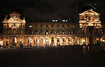 France, Paris, October 28, 2011..General view of the louvre Museum in Paris October 28 , 2011. VIEWpress / Kena Betancur..Paris is today one of the world's leading business and cultural centres, and its influences in politics, education, entertainment, media, fashion, science, and the arts all contribute to its status as one of the world's major global cities. Media Reported.