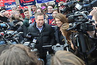 John Kasich Poll Visit To Concord