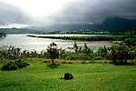Hawaii: Oahu, ancient fishponds at He'eia. Photo:hiinsi104.Photo copyright Lee Foster, 510/549-2202, lee@fostertravel.com, www.fostertravel.com