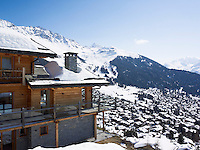 Chalet Glamour, Verbier