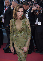 Elsa Zylberstein at the premiere for &quot;Okja&quot; at the 70th Festival de Cannes, Cannes, France. 19 May  2017<br /> Picture: Paul Smith/Featureflash/SilverHub 0208 004 5359 sales@silverhubmedia.com