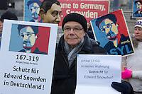 2013/11/18 Berlin | Snowden Solidarität
