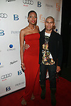 Jasmine Monet and Andy Diaz Attend The 5th Annual Fashion And Football Runway Show And Art Presentation Held At The Audi Forum New York City, Ny  4/24/12