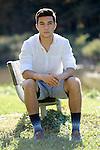 9-28-14, Alex Lozon senior portraits