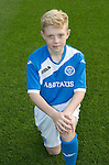 St Johnstone Academy Under 13&rsquo;s&hellip;2016-17<br />Jack Bain<br />Picture by Graeme Hart.<br />Copyright Perthshire Picture Agency<br />Tel: 01738 623350  Mobile: 07990 594431
